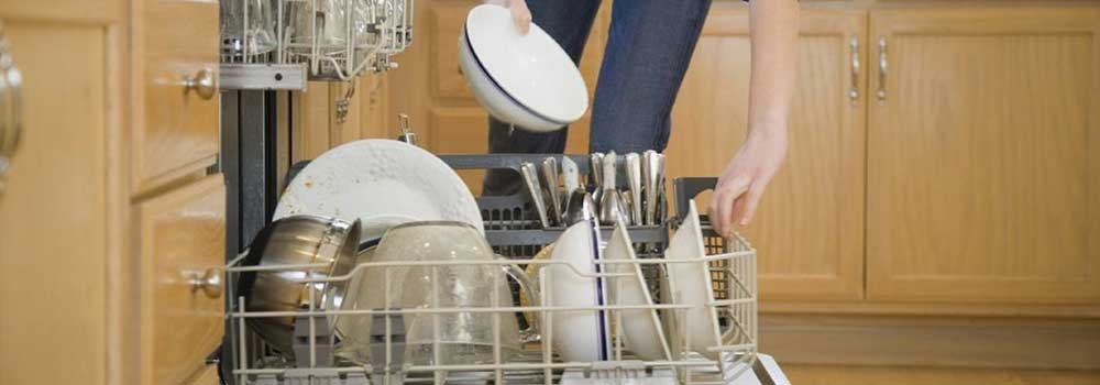 Conserving-Water-With-Dishwasher