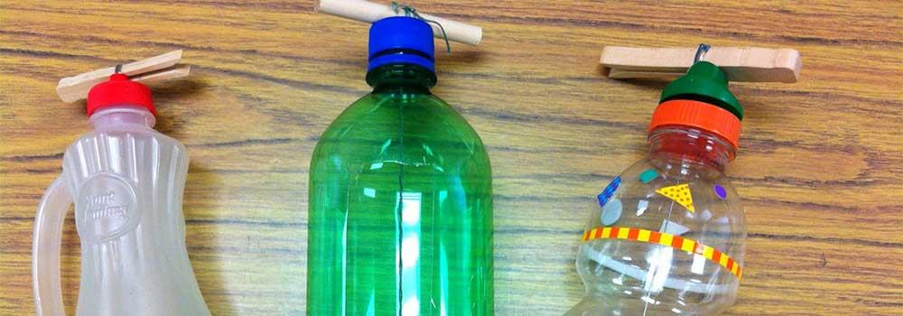 Make-a-Home-for-Bottles